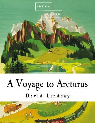 A Voyage to Arcturus - Lindsay, David