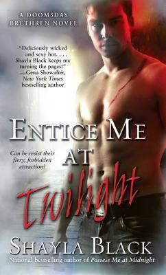 Entice Me at Twilight - Black, Shayla