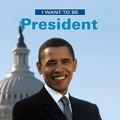 I Want to Be President - Liebman, Dan