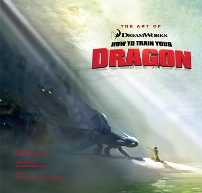 The Art of How to Train Your Dragon - Miller-Zarneke, Tracey (Text by), and Ferguson, Craig (Foreword by), and Cowell, Cressida (Preface by)