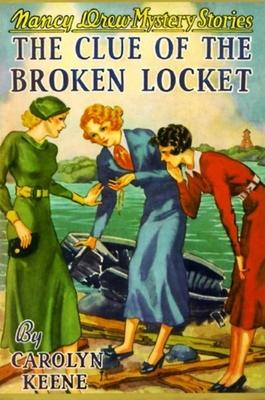 Clue of the Broken Locket - Keene, Carolyn