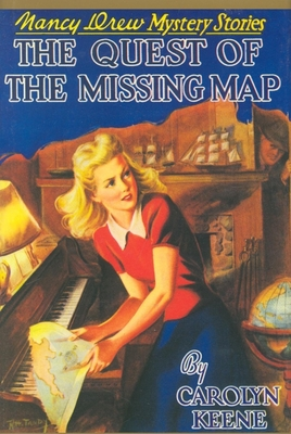 Quest of the Missing Map - Keene, Carolyn