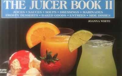 The Juicer Book - White, Joanna
