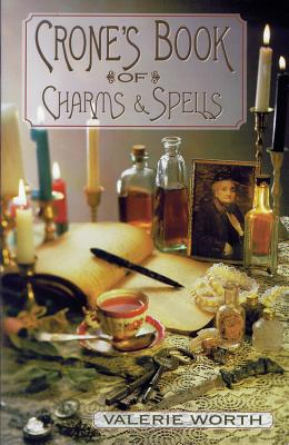 Crone's Book of Charms & Spells - Worth, Valerie