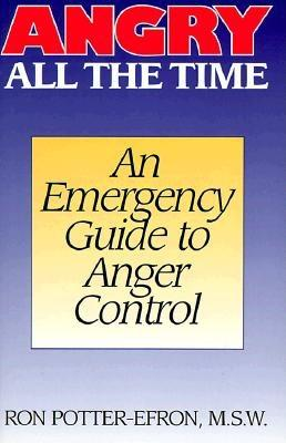 Angry All the Time: An Emergency Guide to Anger Control - Potter-Efron, Ronald T.