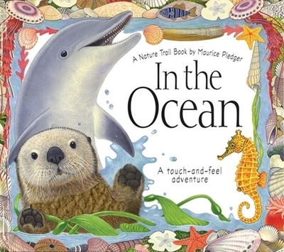 In the Ocean: A Nature Trail Book - Wood, A