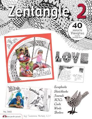 Zentangle 2 - McNeill, Suzanne