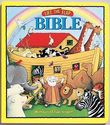 Lift-The-Flap Bible - Lloyd-Jones, Sally