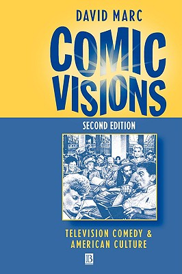 Comic Visions TV Comedy Amer C - Marc, David, and Bianculi, David (Foreword by)