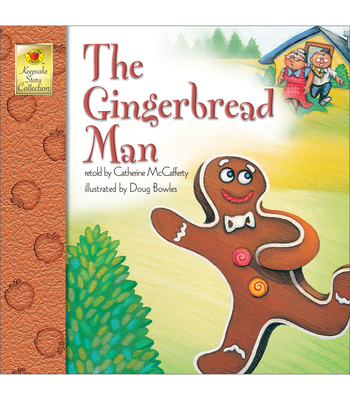 The Gingerbread Man - McCafferty, Catherine, and McGraw-Hill (Creator)
