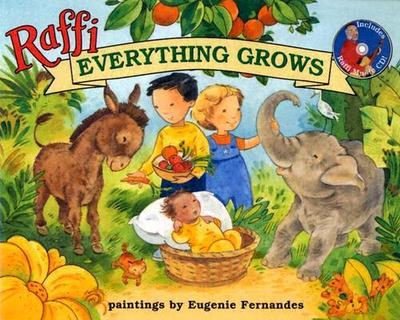 Everything Grows - Raffi