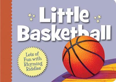 Little Basketball Boardbook - Herzog, Brad