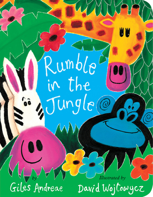 Rumble in the Jungle - Andreae, Giles