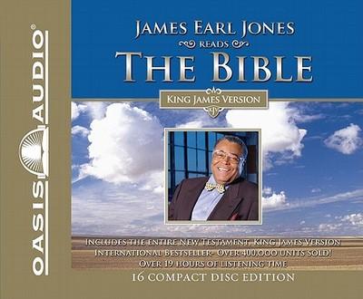 James Earl Jones Reads the Bible-KJV-New Testament - Jones, James Earl (Read by)