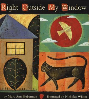 Right Outside My Window - Hoberman, Mary Ann