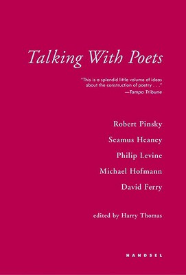 Talking with Poets - Thomas, Harry (Editor)