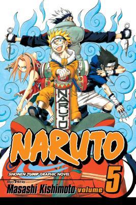 Naruto, Volume 5 - Masashi, Kishimoto