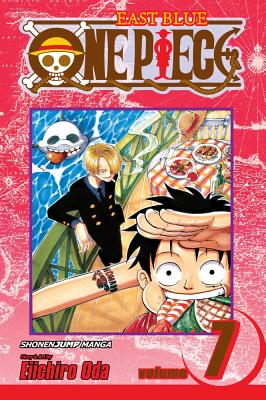 One Piece, Volume 7 - Oda, Eiichiro (Illustrator)