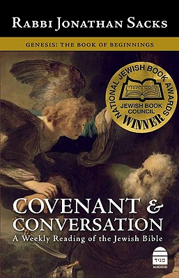 Covenant & Conversation: Genesis: The Book of Beginnings - Sacks, Jonathan