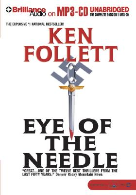 Eye of the Needle - Follett, Ken, and Multivoice (Read by), and Unspecified (Read by)