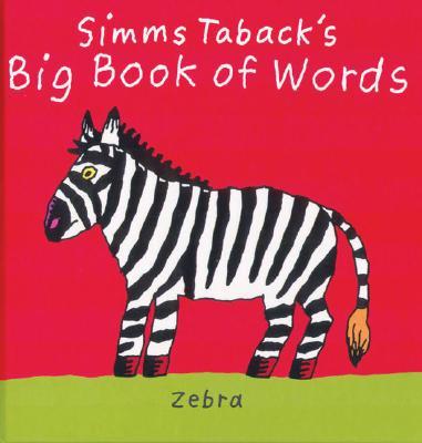 SIMMs Taback's Big Book of Words - Ziefert, Harriet