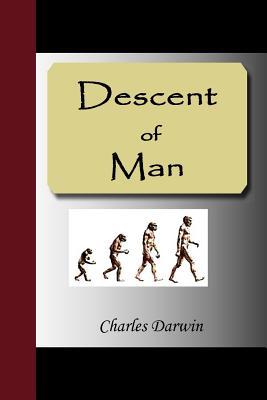 Descent of Man - Darwin, Charles, Professor