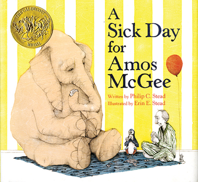 A Sick Day for Amos McGee - Stead, Philip Christian
