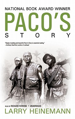 Paco's Story - Heinemann, Lenny, and Ferrone, Richard (Read by)