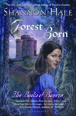 Forest Born - Hale, Shannon