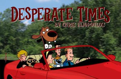 Desperate Times - Eliopoulos, Chris