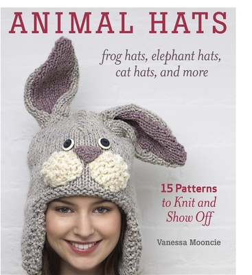 Animal Hats: Frog Hats, Elephant Hats, Cat Hats, and More - Mooncie, Vanessa