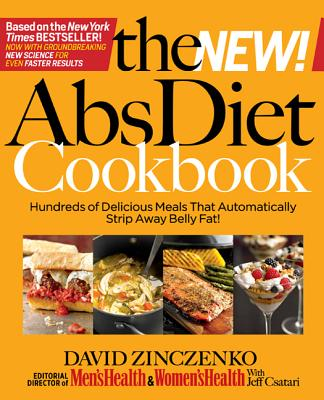 The New! Abs Diet Cookbook - Zinczenko, David, and Csatari, Jeff