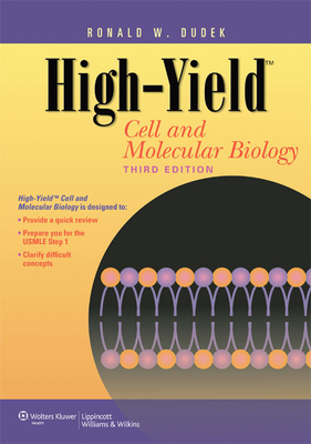 High-yield Cell and Molecular Biology - Dudek, Ronald W.