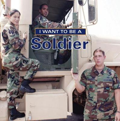 I Want to Be a Soldier - Liebman, Dan