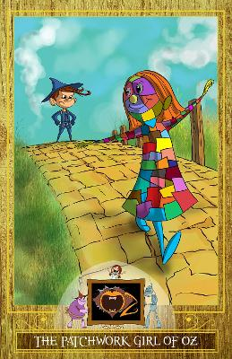 The Patchwork Girl of Oz - Baum, L. F.