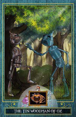 The Tin Woodman of Oz - Baum, L. F.