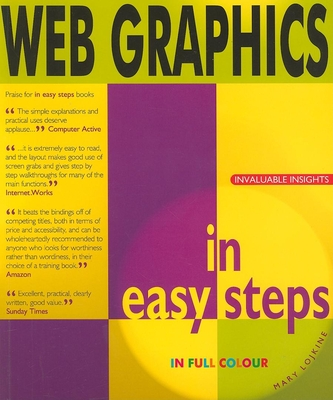 Web Graphics in Easy Steps - Lojkine, Mary