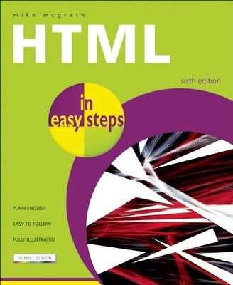 HTML in Easy Steps - McGrath, Mike