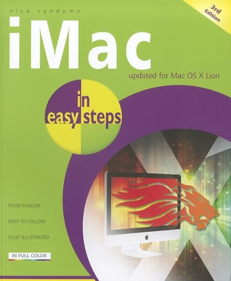 IMac in Easy Steps: Covers Mac OS X Lion - Vandome, Nick