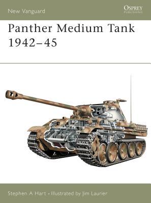 Panther Medium Tank 1942-45 - Hart, Stephen A, Dr.