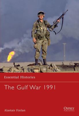 The Gulf War 1991 - Finlan, Alistair