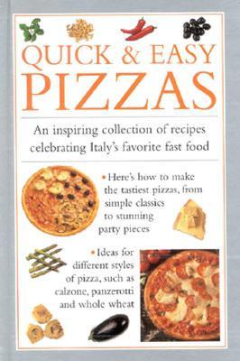 Quick & Easy Pizzas - Ferguson, Valerie
