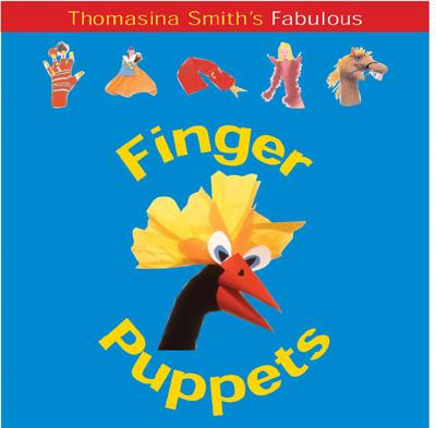 Finger Puppets: Fun Factory Series - Smith, Thomasina