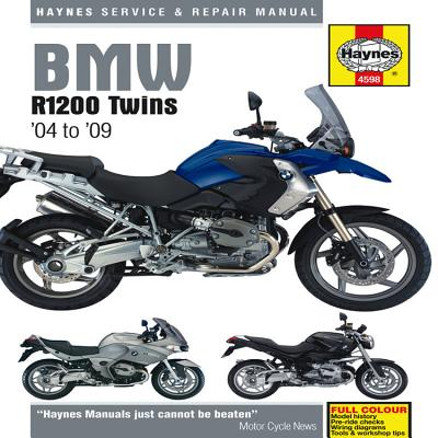BMW R1200 Service and Repair Manual: 2004 to 2008 - Mather, Phil