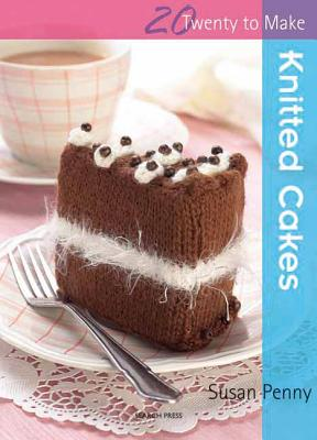 Knitted Cakes - Penny, Susan