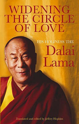 Widening the Circle of Love - Dalai Lama XIV, and Hopkins, Jeffrey (Editor)