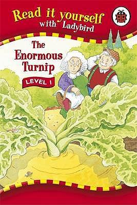 The Enormous Turnip - Ladybird