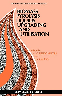 Biomass Pyrolysis Liquids Upgrading and Utilization - Bridgwater, A V, and Grassi, G (Editor)
