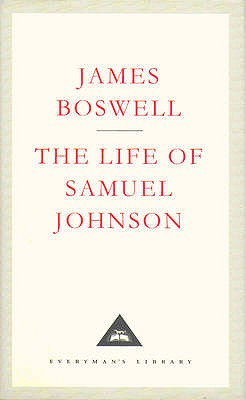 The Life of Samuel Johnson - Boswell, James, and Rawson, C.J. (Introduction by)