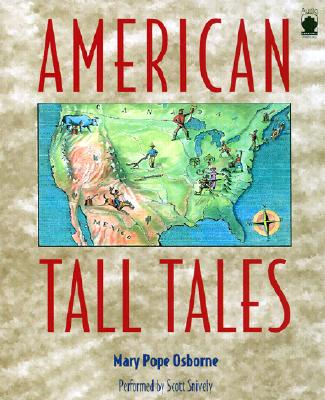 American Tall Tales - Osborne, Mary Pope